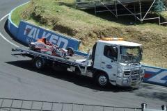 Race car tow truck in Sydney