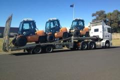 Select Tilt Tray Group Forklift Transport