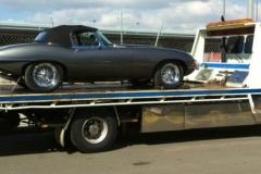 Prestige vehicle towing