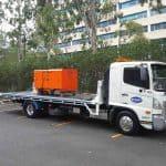 Industrial Equipment Transportation