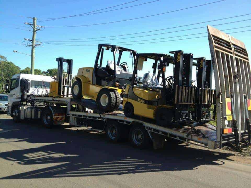 Forklift Transporting Sydney