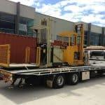 Industrial Equipment Transport