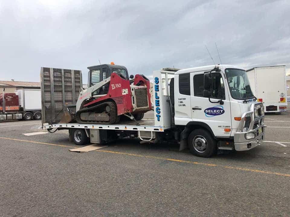 bobcat transport service