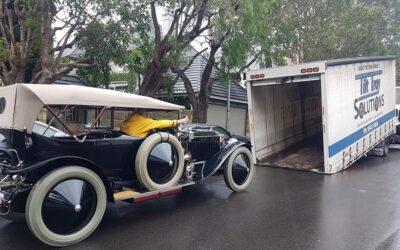 prestige car transport