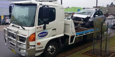 sttg accident towing